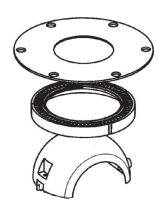 (012) Dometic Spare VT2500 Half Ball Seal Kit Complete (242 60 02-17)