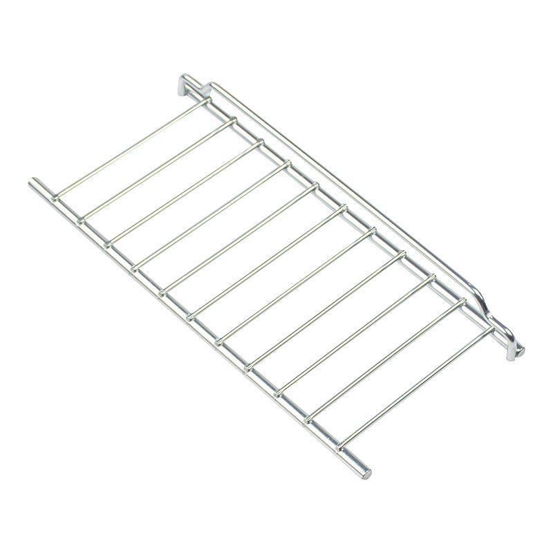(229C) Dometic Spare RM4200 Series Fridge Lower Shelf Zinc-Plated [D=6/2,5 x 102 x 236mm] (295 12 82-25)