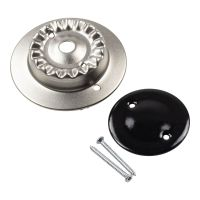 (010) Dometic SMEV Spare Replacement Small 45mm Burner & Enameled Top (Ignition Version) (105 31 02-02)