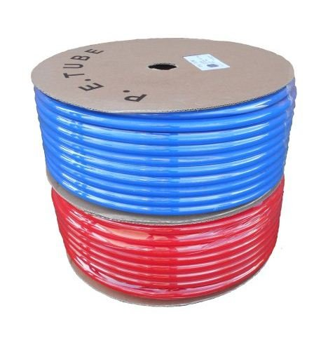 SPPE1209R Speed Plumb 12mm LLDPE Hose Red (PER METRE)