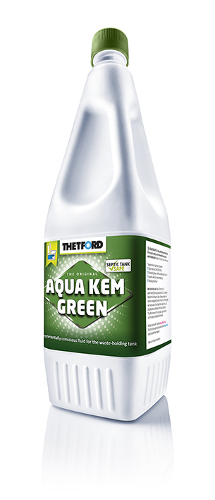 TLT072 Thetford Aquakem Green