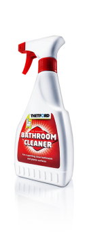 TLPLSY Thetford Bathroom Cleaner Plastic Spray 500ml Spray Bottle