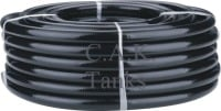 "H1CRF 12mm (1/2"") Black Reinforced Cold (PER METRE)"