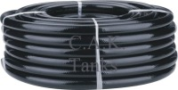 "H2RF 25mm (1"") Black Reinforced (PER METRE)"