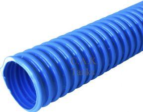 H4SB 40mm Blue Superflex Fill Hose (PER METRE)