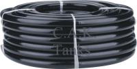 "H6CRF 10mm (3/8"") Black Reinforced Cold (PER METRE)"