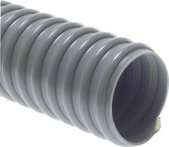 "H2SG 25mm (1"") Grey Superflex Waste Hose (PER METRE)"