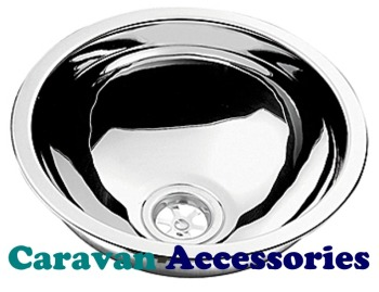 CLA1410 CAN (Oval Semi-Spherical Sink)