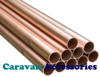 GPC1010 10mm Copper Gas Pipe 0.6mm Wall (PER METRE)