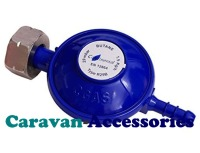 GRB30 Butane Regulator Nozzle Outlet 30mbar 0.8Kg/h