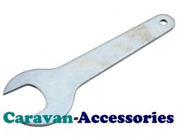 GPTSS Standard Pressed Steel Gas Bottle Spanner