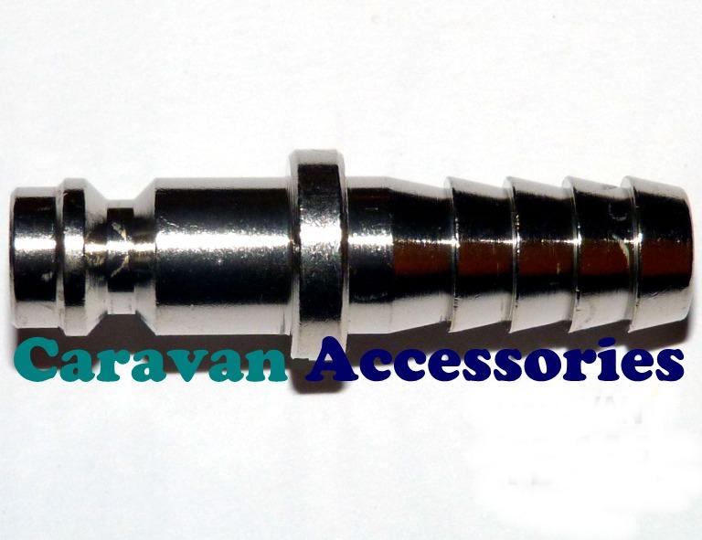 GQCN8 Quick Connect Hose Nozzle for 8mm Gas Hose