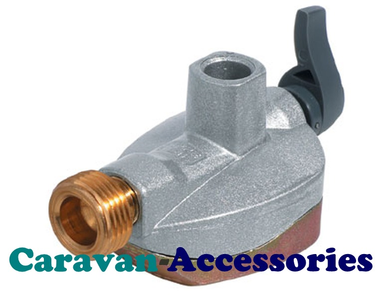 GCYADC20 20mm Adaptor Clip-On Gas Cylinder to Butane Pigtail
