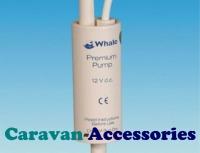 WGP1392 Whale Premium In-Line Booster Pump 12Volt 12Litre/m