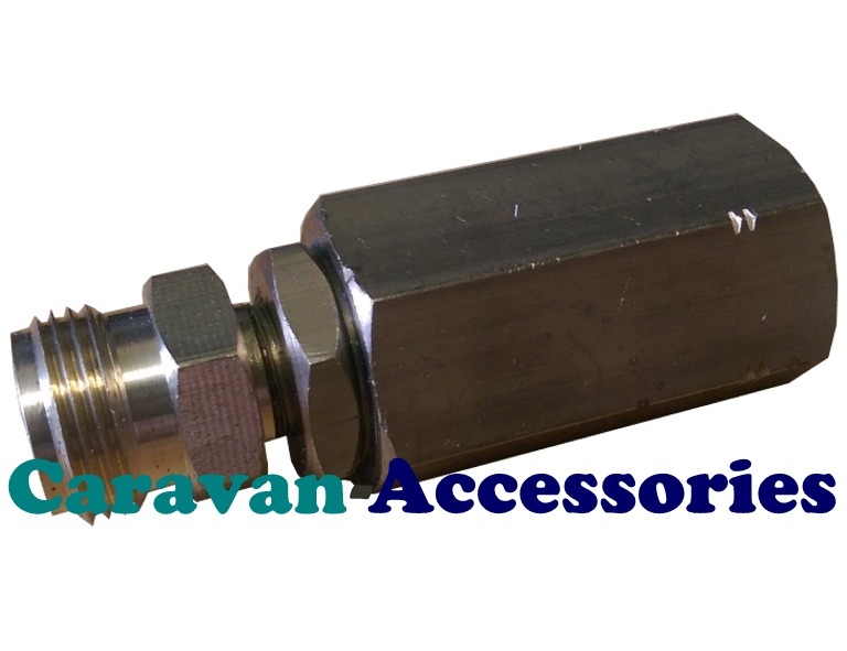 GADPOL Remote Appliance Adaptor W20 Nut Connection (GASLOW)