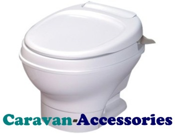 TLTAM5L THETFORD Aqua Magic V Permanent Lever Operated Toilet Low Model