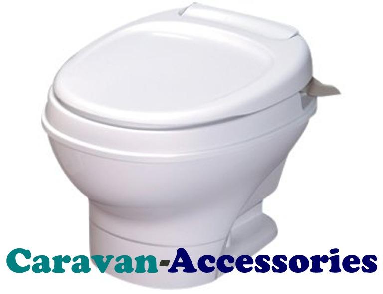 TLTAM5L THETFORD Aqua Magic V Permanent Lever Operated Toilet Low Model