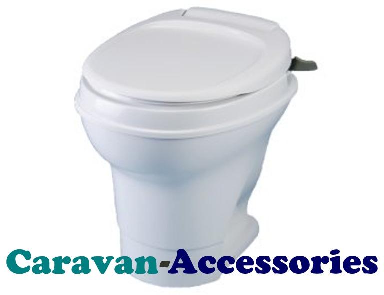TLTAM5H THETFORD Aqua Magic V Permanent Lever Operated Toilet High Model
