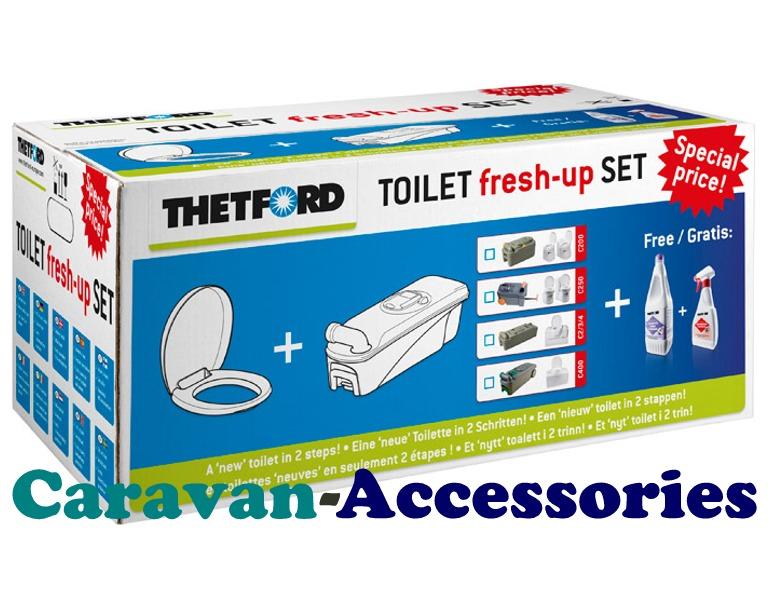 TLTC400FRESHUP THETFORD C400 Bench Model Fresh Up Kit
