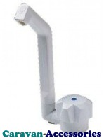DLT540W Reich Deluxe Microswitched Single Cold Fold Down Tap (10-12mm Barbed Tails)