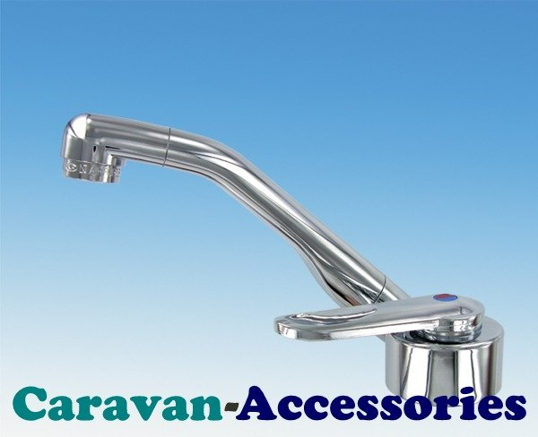 DCT2393C Comet FLORENZ Microswitched Single Lever Mixer Hot & Cold Tap SMEV 539 Tap
