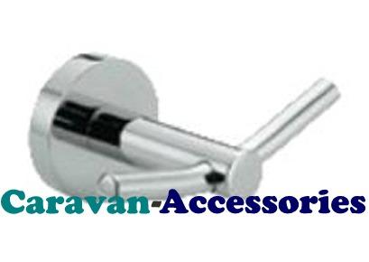 DST3515C Premium Design Marin Minimal Modern Double Coat Hook