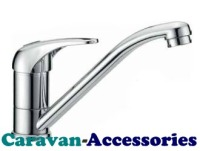 DLT3481C Premium Design Single Lever Mixer Tap Pressure Operated Hot & Cold Mixer Shower Tap (3/8