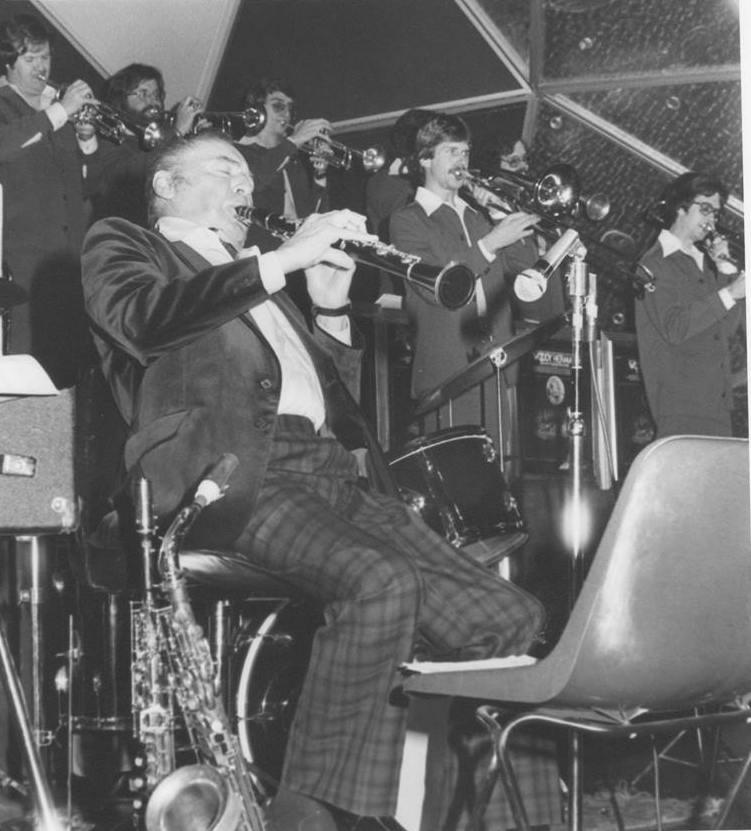 Woody Herman 1970s