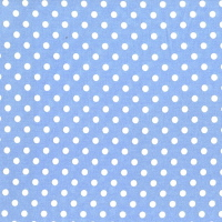 3mm Tiny Dots Baby Blue by Rose and Hubble 100% Cotton