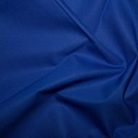 Royal Blue Klona Solid Plain 100% Cotton Extra Wide
