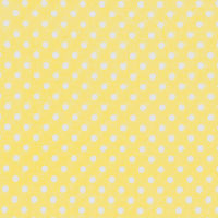 3mm Tiny Dots Yellow by Rose & Hubble 100% Cotton