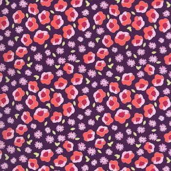 Front Yard Flower Edging by Michael Miller Fabrics 100% Cotton