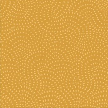 Twist - Gold by Dashwood Studio 100% Cotton