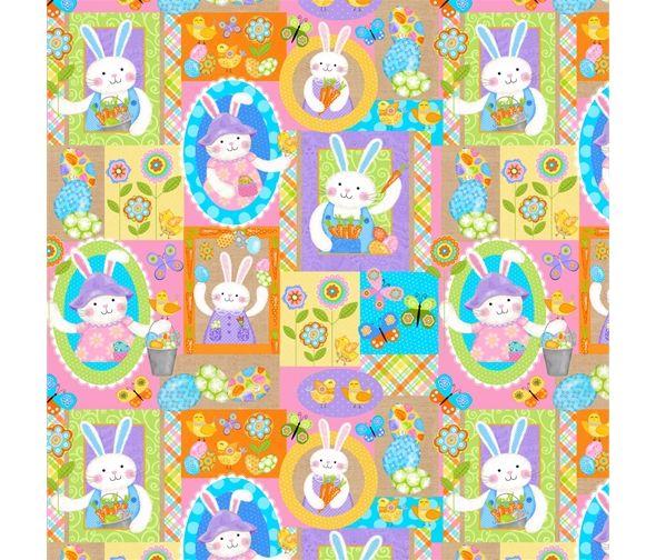 Carrot Patch Patchwork by Studio E Fabrics 100% Cotton