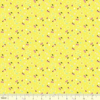 Fruitopia Berrylicious Lemon by Blend Fabrics 100% Cotton