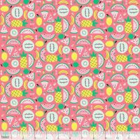 Fruitopia Fruit Punch Berry by Blend Fabrics 100% Cotton