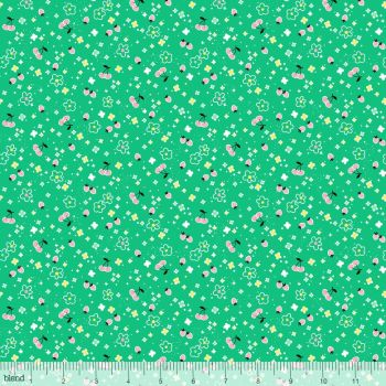 Fruitopia Berrylicious Lime by Blend Fabrics 100% Cotton