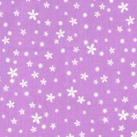 Princess Unicorn Blossom Lavender by Michael Miller Fabrics 100% Cotton 25 x 109 cm