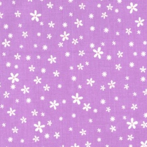 Princess Unicorn Blossom Lavender by Michael Miller Fabrics 100% Cotton 25