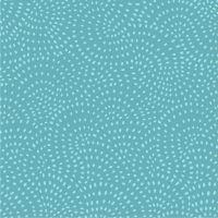 Twist - Teal by Dashwood Studio 100% Cotton