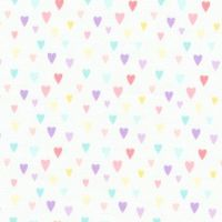 Chasing Rainbows Rainbow Hearts by Robert Kaufman Fabrics 100% Cotton