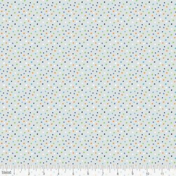 Storytime Sprinkles Grey by Blend Fabrics 100% Cotton