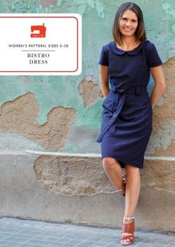 Bistro Dress Pattern by Liesl & Co