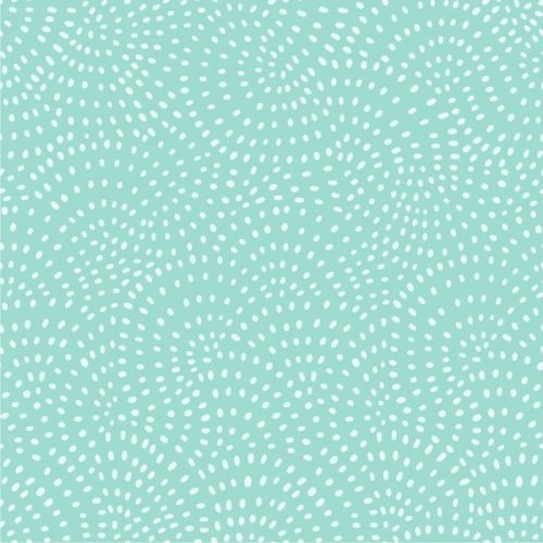 Twist - Mint by Dashwood Studio 100% Cotton