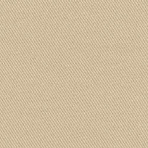 Ventana Twill Light Khaki by Sevenberry Plain Fabric 100% Cotton