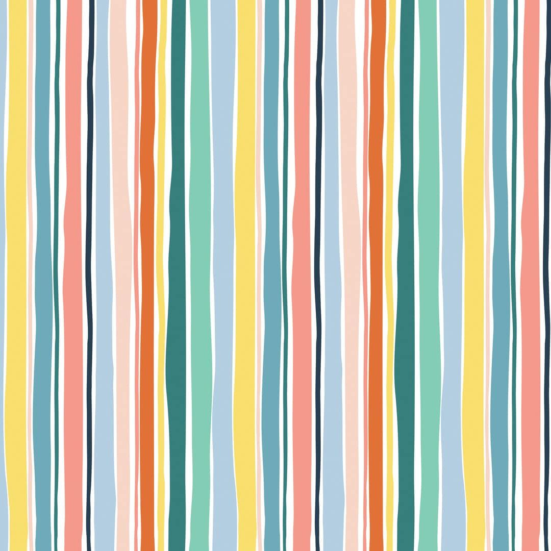 Habitat Stripe by Dashwood Studio 100% Cotton