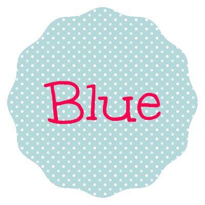 Blue/Navy