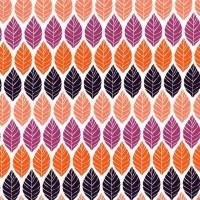Rustique Leaf Press Plum by Michael Miller 100% Cotton 52 x 55 cm