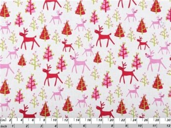 Rudolf by Copenhagen Print Factory 100% Cotton