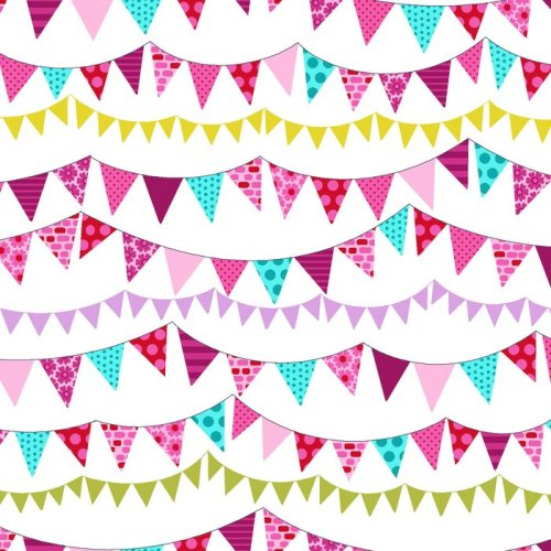 Around Town Bunting by Studio E Fabrics 100% Cotton